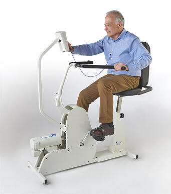Theracycle user - parkinsons disease treatment